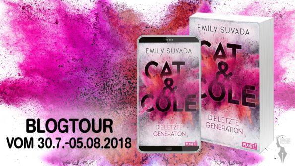 Blogtour Cat Cole