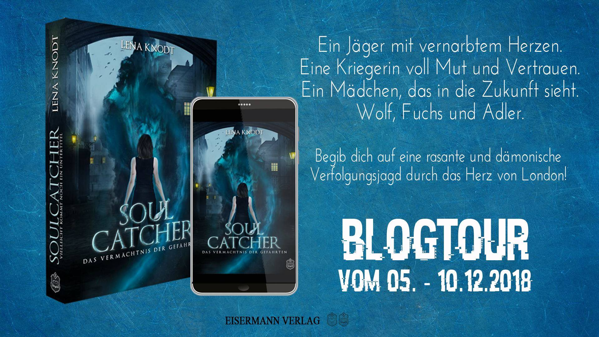 Blogtour Soulcatcher