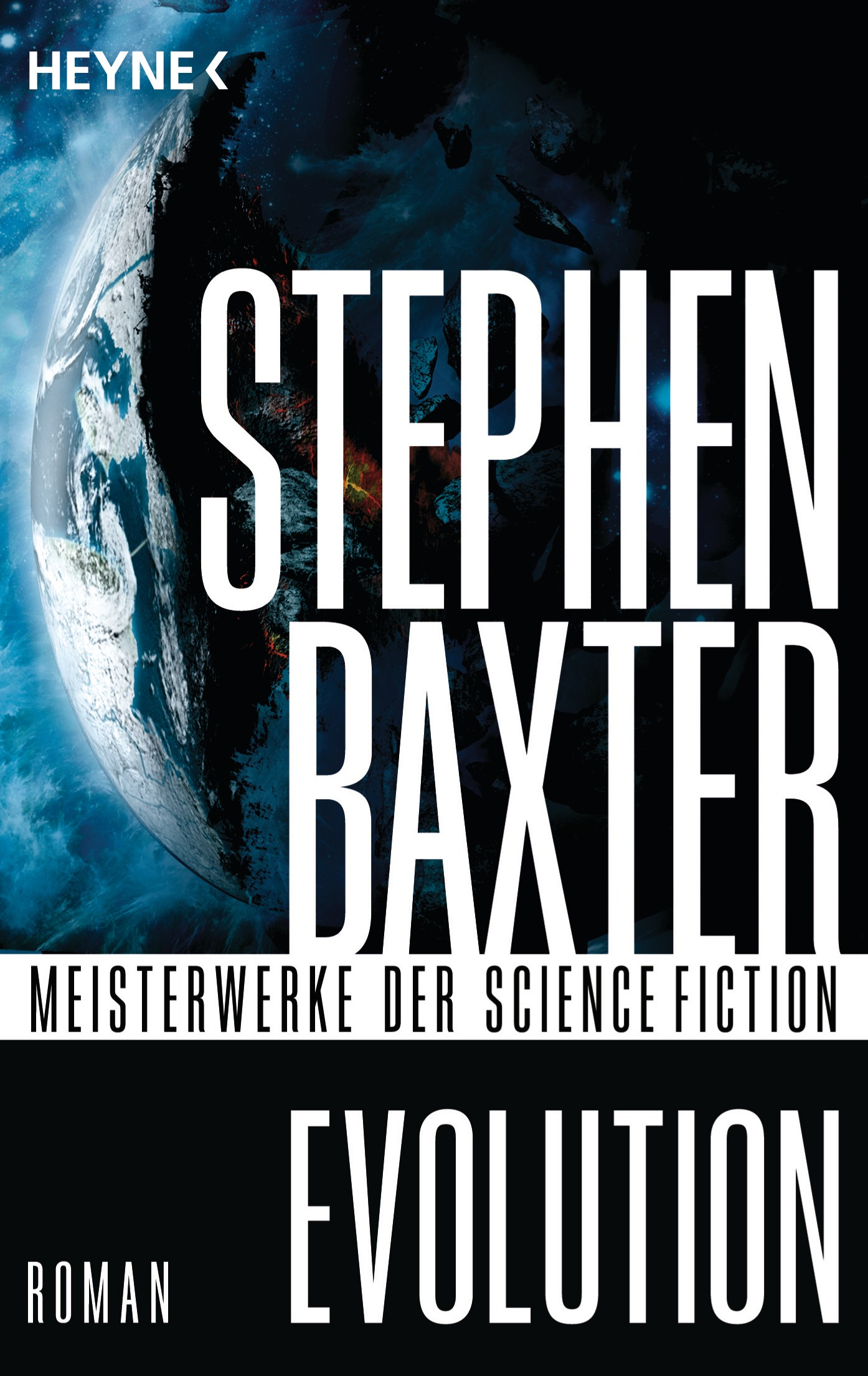 Evolution von Stephen Baxter