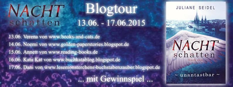 Blogtour Nachtschatten