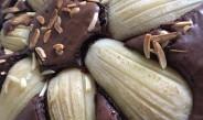 Brownie-Birnen-Kuchen