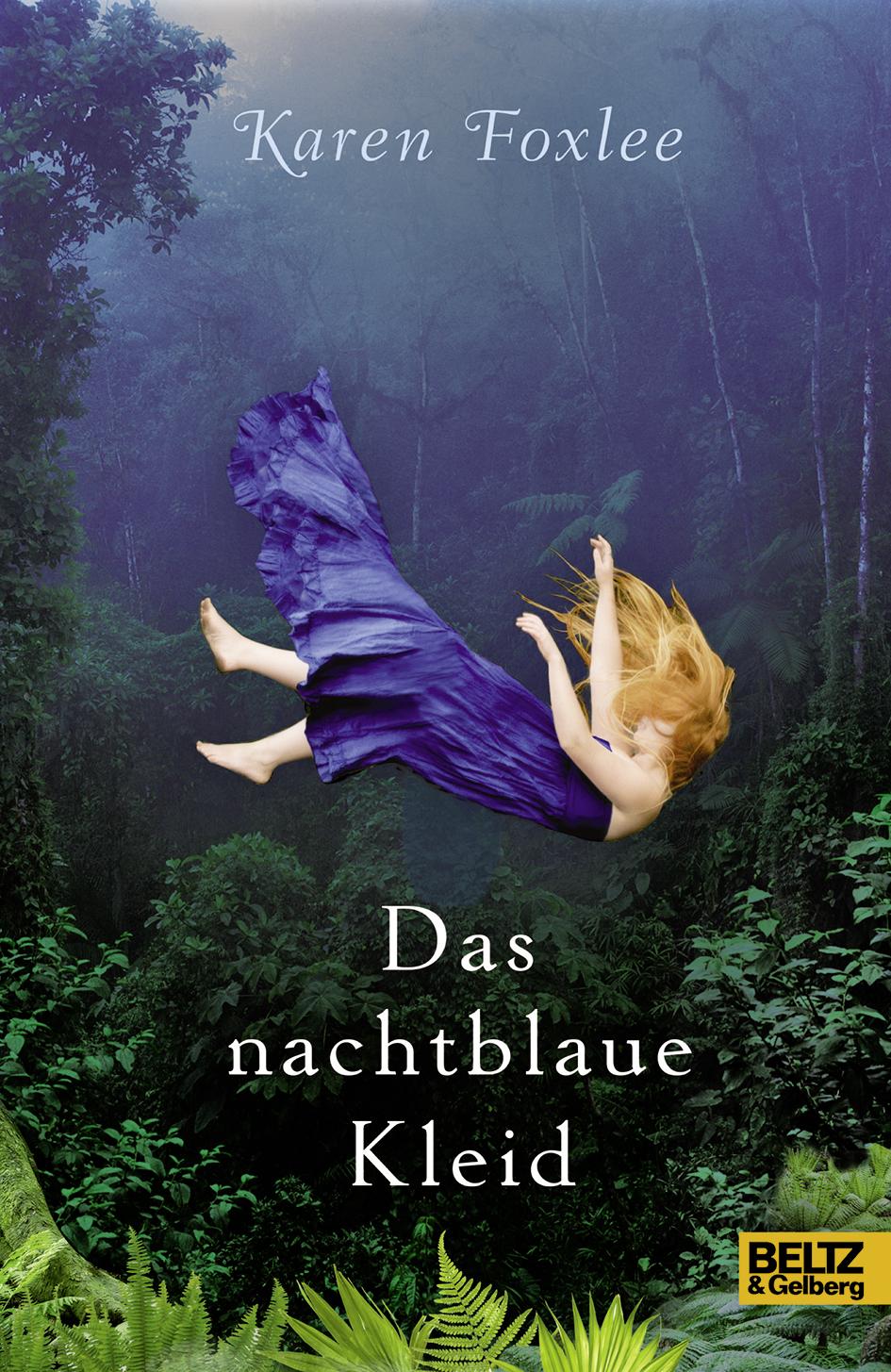 Frontcover_Das_nachtblaue_Kleid