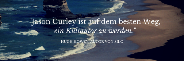 Hugh Howey - Eleanor Zitat