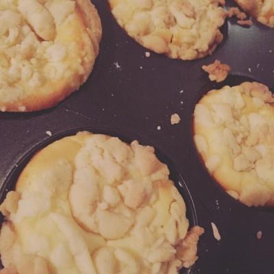 kaesekuchen-muffins