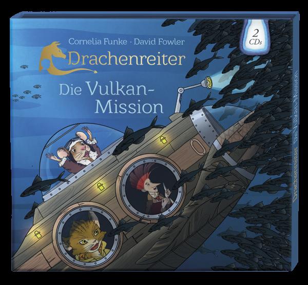 Drachenreiter - Die Vulkanmission