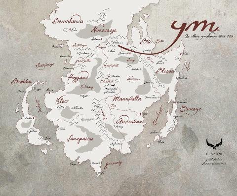 Ymsland - Odinskind