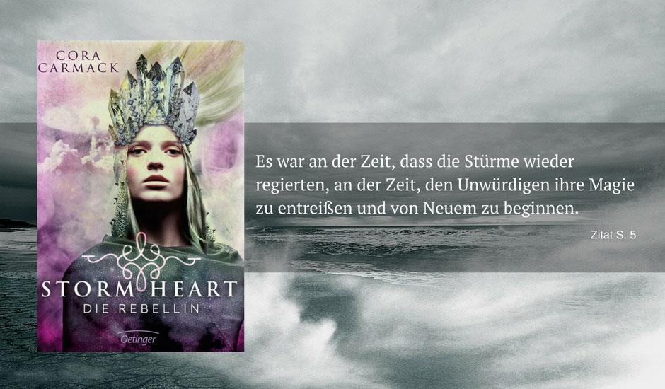 Stormheart-Zitat