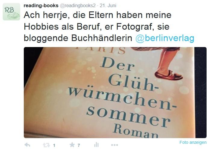 Tweet-Gluehwuermchen