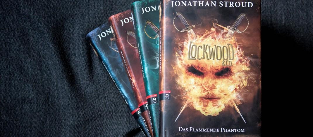 Lockwood & Co. – Das flammende Phantom