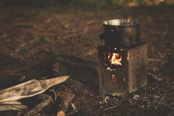 Prepping - Camping Kocher