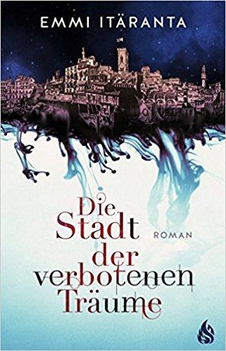Cover - Die Stadt der verbotenen Träume