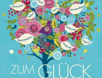 Zum Glueck ein Jahr von Sophia Bergmann