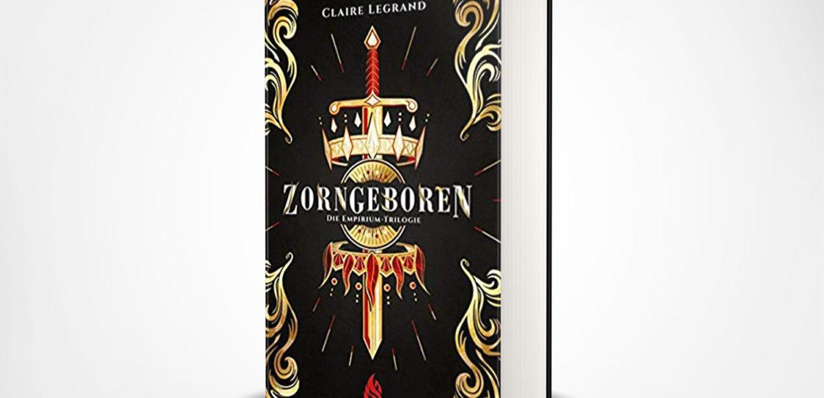 Book Mockup Zorngeboren - covervault.com